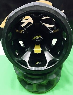 Powakaddy Winter Wheels Genuine 1 Pair Brand New 24Hr Deliv Fits All Powakaddys