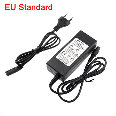 42V 2A Power Adapter Charger For 2 Wheel Balance Scooter Hoverboard Swagway fra