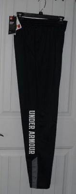 Under Armour Boys Athletic Sweatpants Track Pants Loose  Choose Your Size