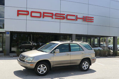 2001 Lexus RX Base Sport Utility 4-Door 2001 Lexus RX 300! Excellent Condition! 85k Miles!