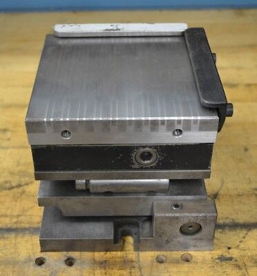 "O.S.W. Co. Compound Sine Plate Model AA-565-6 1/2 6.5"" x 6.5"""