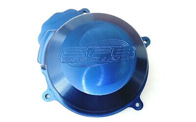 KTM 250 SX (2003-2006) SFB Racing Billet Alloy Ignition Flywheel Cover in BLUE