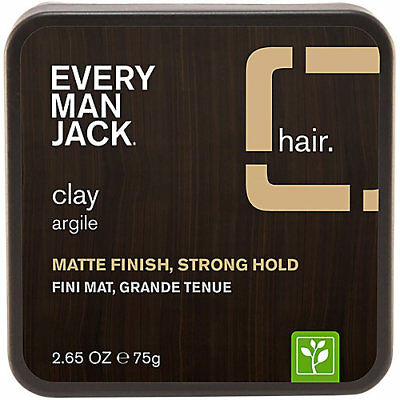Hair Styling Clay - Matte Finish Strong Hold