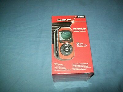 NEW Snap-On BK3000 Digital Hand Held Video Inspection Scope SEALed