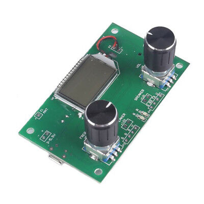 DSP and PLL Digital Stereo FM Radio Receiver Module 87-108MHz With Case N2N6