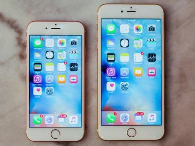 New Apple iPhone 6s & 6s Plus-16GB - RoseGold/Gold/Gray AT&T UNLOCK Smartphone
