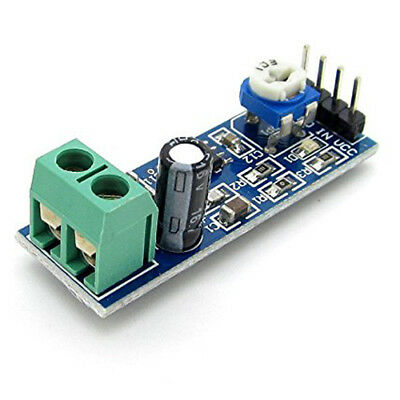 5PCS 200 Times Gain 5V-12V LM386 Audio Amplifier Module for Arduino EK1236 K3C3