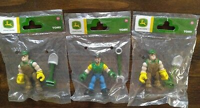 John Deere ERTL Collect 'n'Play People,Set of 3 *New in Original Package*LP64458