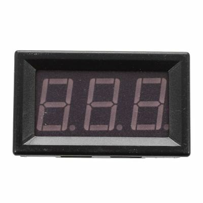 Digital DC Ammeter 10A Blue LED Panel Amp Meter Digital Electricity Meter T3Y5