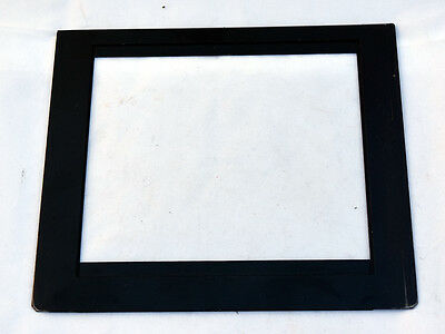 Ilford adapter plate for 500 series light box 4x5