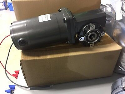 TELCO DC GEAR-MOTOR (7500) 12V DC, 20:1 ratio, 100W