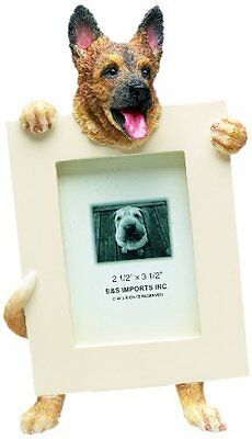 German Shepherd Dog Picture Photo Frame