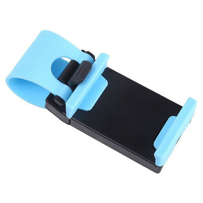 Mobile phone holder for baby carriage - Blue C1N4