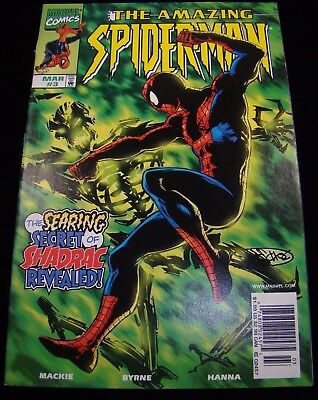 Amazing Spider-Man #  3 (Mar 1999, Marvel)