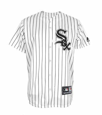 New Majestic Athletic Replica Jersey Chicago White Sox - White Pinstripe