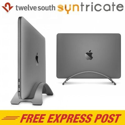 Twelve South BookArc vertical Stand for Macbook Pro/Retina/Air -Space Grey