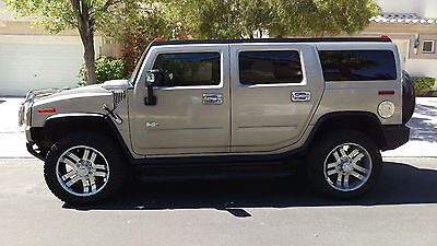 2006 Hummer H2 Custom Luxury 2006 Hummer H2 Luxury SUV Loaded with Extras