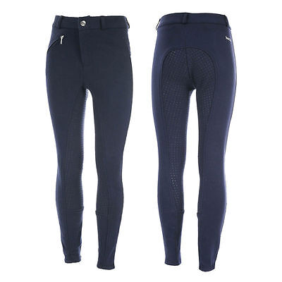 Horze Junior Active Breeches Horse And Equestrian