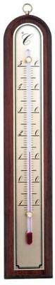 KAUFGUT Thermometer Cm. 26 Mahagoni - Messung