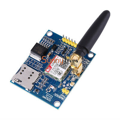 SIM800C Bluetooth Development Board Quad-band GSM GPRS Module with Antenna