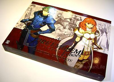 NEW 3DS Fire Emblem Echoes Shadows of Valentia Game Limited JAPAN Version