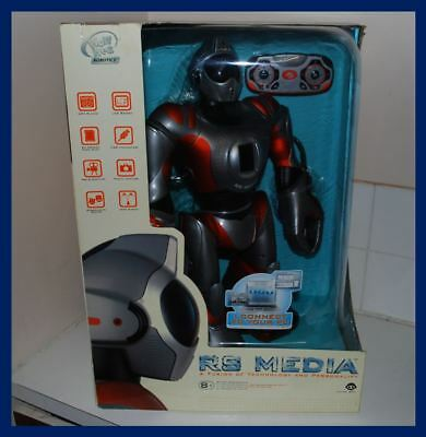 Wow Wee RS Media radio control robot – NEW  IN BOX!
