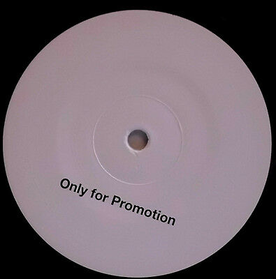 Babatunde Lea Suite Unseen: Summoner Of Ghost 2-Lp Set White Label Test-Pressung