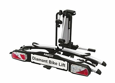 pro-user 5191732 PU bicycle-rack Diamant Bike Lift, nero (b4z)