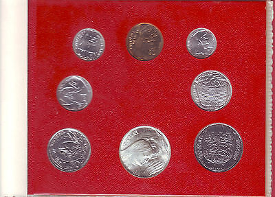 R* Vatican Mint Set Coins 1975 Holy Year Unc Original Box