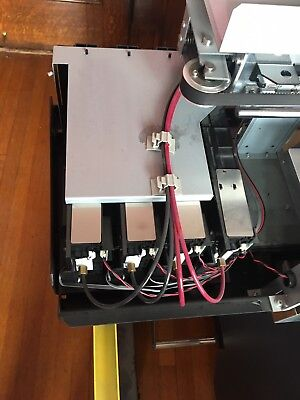 Mimaki JV3 130sp II. Ink Cartridge Unit, Left and right ,Format Solvent Printer
