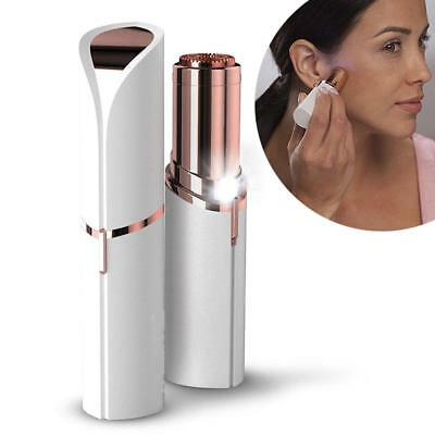 Flawless Face Hair Remover as finishing facial touch Women's Painless *E