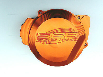 KTM 250 SX (00-02) 250 300 380 EXC (00-03) SFB Racing Ignition Cover in ORANGE