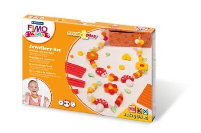 Glooke Selected STAEDLER Fimo Kids Form&Play Jewels Fiori Scuola (J7x)