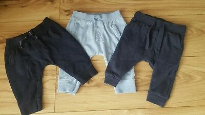 Jogging bottom bundle 6-9 months