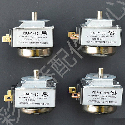 DKJ-Y 30 Minutes 15A Delay Timer Switch For Electronic Microwave Oven CookerODFS