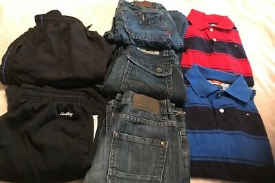 Boys Clothes Lot 12-14