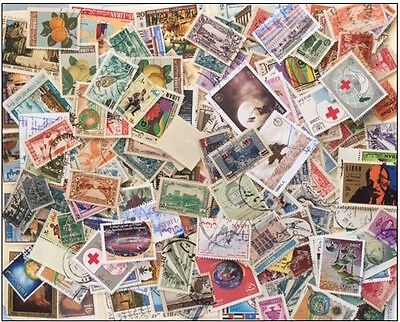 "Liban - Collection of "" 975 "" Different  Postally Used STAMPS HCV LOT ( LEB 002)"