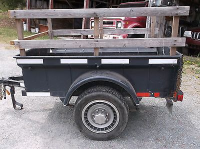 1948 Bantam 1/4 ton trailer(Civilian Jeep trailer)