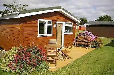 Self Catering Chalet. Near Padstow, half term week from 21st Oct