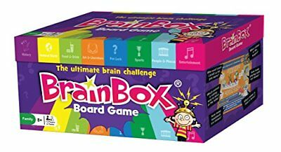 The Green Board Game Co. - Gioco da tavolo BrainBox - The ultimate brain (H9e)