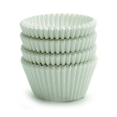 Norpro White Paper Standard Baking Muffin Cupcake Cups Wrapper Liner 75 Cups New