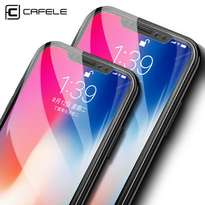 100% Tempered Glass Screen Protector Protective Guard Film For Apple iPhone 8