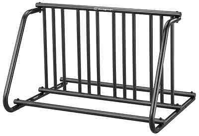 """Swagman City Series 4 Bike Commercial Bicycle Parking Stand """"Double"""" 8 Bikes"""