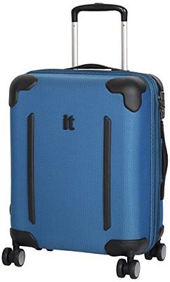 IT Luggage Maleta 14-1312-08S-BL Azul 43 L