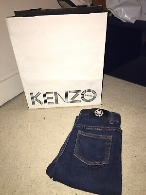 Kenzo jeans Baby Boy 12 Months £50 Paid!!