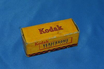 Kodak Verichrome Safety Film V 120 Vintage Film Sealed Exp. May 1955