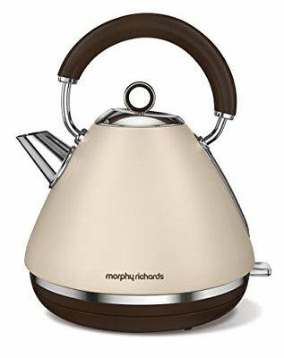 Morphy Richards Accents Special Edition 1.5L 2200W Arena - Tetera eléctrica (Co