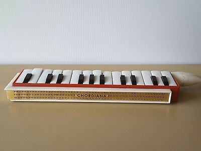 VINTAGE  CHORDIANA  Melodica Piano Keyboard MADE IN ITALY