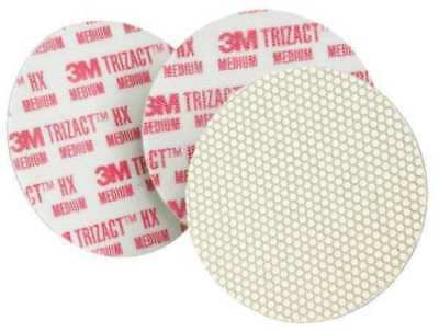 3M 27508 Wet Concrete Polishing Pad, 5 In, Red, PK 4 also have blue