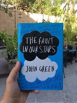 The Fault in Our Stars by John Green (2012, Hardcover, 1st Edition)